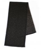 LOUIS VUITTON(ルイヴィトン)の古着「エトールLVタイムレス」 ブラック