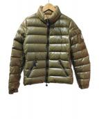 MONCLER(モンクレール)の古着「BADY/ダウンジャケット」|オリーブ