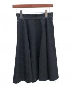 FOXEY NEWYORK()の古着「フレアスカート」|ネイビー