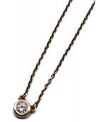 Tiffany & Co.(ティファニーアンドコー)の古着「バイザヤードネックレス」 シルバー