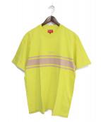 Supreme(シュプリーム)の古着「Tシャツ」|イエロー