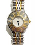 Cartier(カルティエ)の古着「マスト21」|ホワイト