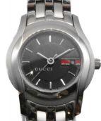 GUCCI(グッチ)の古着「5500L」|ブラック