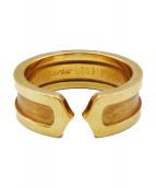 Cartier(カルティエ)の古着「C2リング/K18 C2 Ring」