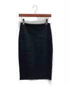 THE ROW(ザ ロウ)の古着「タイトスカート」 ブラック