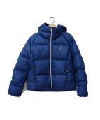 POLO RALPH LAUREN(ポロラルフローレン)の古着「ダウンジャケット」|ブルー