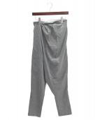 REYC(リック)の古着「チューブトップジャンプスーツ」|グレー