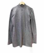 OFFWHITE(オフホワイト)の古着「デザインニット」|シルバー