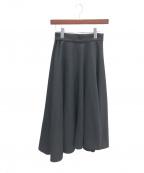 OBLI(オブリ)の古着「フレアスカート」 ブラック