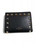 VALENTINO(バレンチノ)の古着「ガラヴァーニ」 ブラック