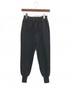 The SECRETCLOSET(ザシークレットクローゼット)の古着「イージーパンツ」|ブラック