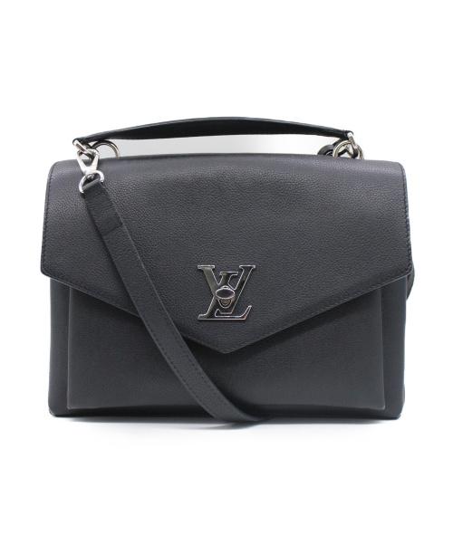 LOUIS VUITTON(ルイ ヴィトン)LOUIS VUITTON (ルイヴィトン) マイロックミー ブラック サイズ:- M54849 FL0179の古着・服飾アイテム