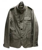 MOORER(ムーレー)の古着「M-65ナイロンジャケット」 カーキ