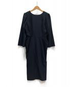CELFORD(セルフォード)の古着「ワンピース」|ネイビー