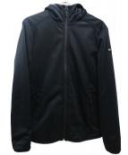 Denham(デンハム)の古着「ブラスシェルジャケット」|ブラック
