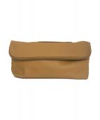 3.1 phillip lim(スリーワンフィリップリム)の古着「クラッチバッグ」 ブラウン