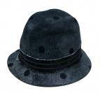 JACQUES LE CORRE(ジャックルコ)の古着「ハット」|ブラック