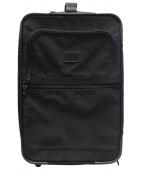 TUMI(トゥミ)の古着「トロリーケース」|ブラック