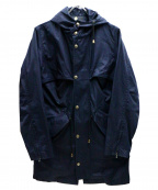 GRENFELL(グレンフェル)の古着「フィールドコート」|ネイビー