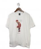 APPLEBUM(アップルバム)の古着「10周年記念 danko Tシャツ」|ホワイト