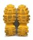 中古・古着 PRADA (プラダ) クラウドバストサンダー スニーカー イエロー サイズ:6.5:59800円