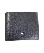 MONTBLANC(モンブラン)の古着「2つ折り財布」