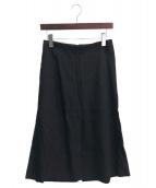 THE ROW(ザ ロウ)の古着「ロングスカート」 ブラック