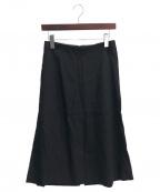 THE ROW(ザ ロウ)の古着「ロングスカート」|ブラック
