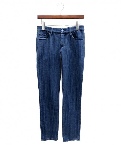 CHANEL(シャネル)CHANEL (シャネル) デニムパンツ ネイビー サイズ:36 P58717V44706の古着・服飾アイテム