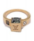 LOUIS VUITTON(ルイヴィトン)の古着「バーグ・ギャンブルリング」|ゴールド