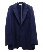 BRIONI(ブリオーニ)の古着「アンコン2Bジャケット」 ネイビー