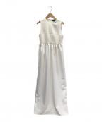 YOKO CHAN(ヨーコチャン)の古着「ワンピース」 ホワイト