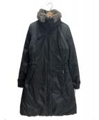 WOOLRICH(ウールリッチ)の古着「ダウンコート」|ブラック