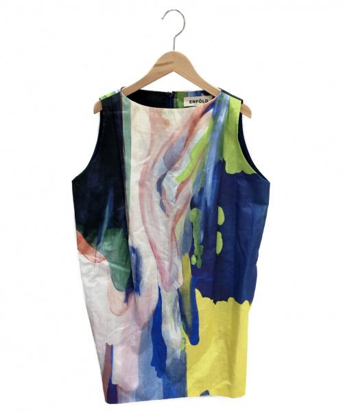 ENFOLD(エンフォルド)ENFOLD (エンフォルド) ワンピース サイズ:36の古着・服飾アイテム