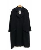 CHANEL(シャネル)の古着「シングルヴィンテージコート」|ブラック