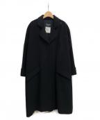CHANEL()の古着「シングルヴィンテージコート」 ブラック