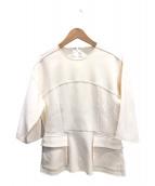 CYCLAS(シクラス)の古着「プルオーバーブラウス」|ホワイト