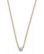 ()の古着「ダイヤモンドネックレス」