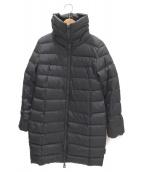 MONCLER(モンクレール)の古着「ダウンコート」|ブラック