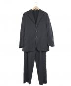 CARUSO(カルーゾ)の古着「3Bセットアップジャケット」|ブラック