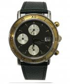()の古着「ビンテージ クロノグラフ 腕時計」