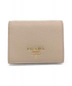 PRADA(プラダ)の古着「2つ折り財布」