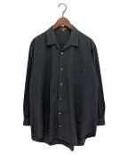 Y's for men(ワイズフォーメン)の古着「長袖シャツ」|グレー