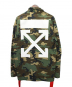 OFFWHITE(オフホワイト)の古着「17AW Archive Field Jacket」