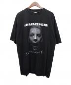 VETEMENTS(ヴェトモン)の古着「RAMMSTEIN PRINTED TEE / Tシャツ」