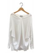 ()の古着「コットンプルオーバーシャツ」|ホワイト