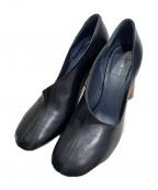 CELINE(セリーヌ)の古着「パンプス」 ブラック