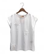N°21(ヌメロヴェントゥーノ)の古着「スターデザインTシャツ」|ホワイト