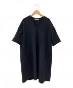 YOKO CHAN(ヨーコチャン)の古着「20SS Comfortable Dress」 ブラック