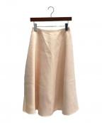 CYCLAS(シクラス)の古着「Aラインスカート」|ベージュ